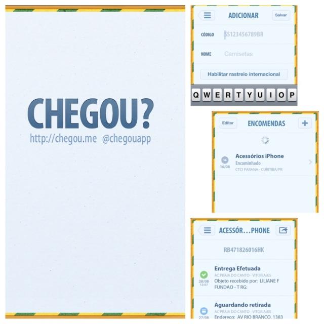 APP-CHEGOU