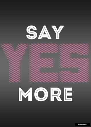 SAY-YES-MORE