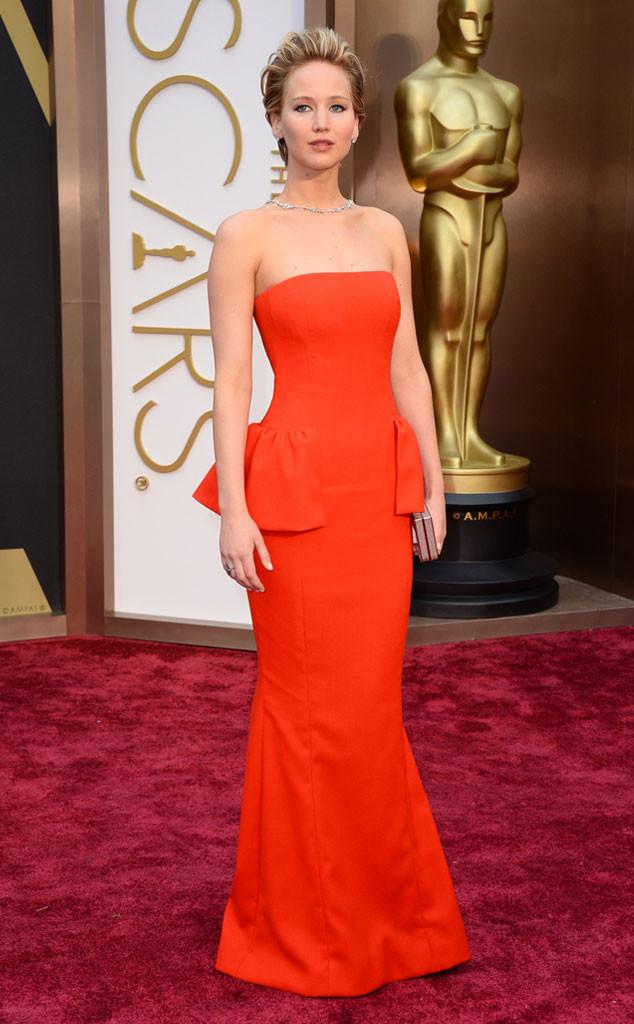 19 Jennifer Lawrence
