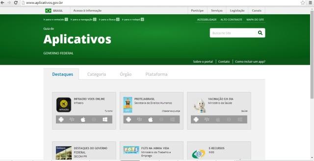 APLICATIVOS-GOV-BR